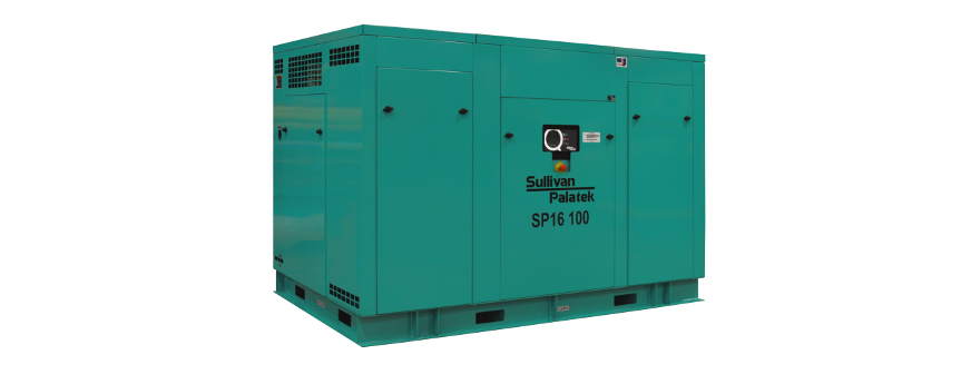 Sullivan-Palatek SP16 Rotary-screw Air Compressor