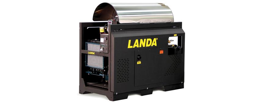 Landa SLT6 Hot Water Pressure Washer